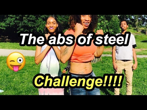 Extreme Challenging Abs Of Steel Challenge