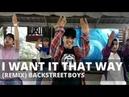 I WANT IT THAT WAY (Remix) by Backstreet Boys   Dance Fitness   TML Crew Carlo Rasay