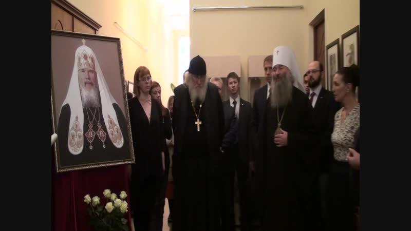Подвиг незабвенен.... Открытие выставки в Музее истории Православия РМЭ