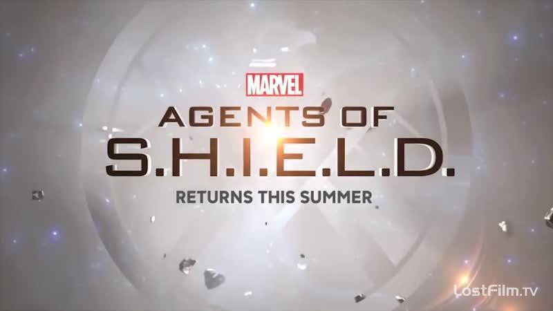 Агенты Щ.И.Т. : озвученный трейлер шестого сезона