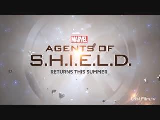 Агенты Щ.И.Т.: озвученный трейлер шестого сезона