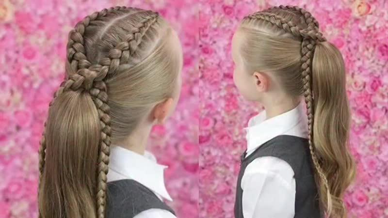 для девочки в школу. красиво