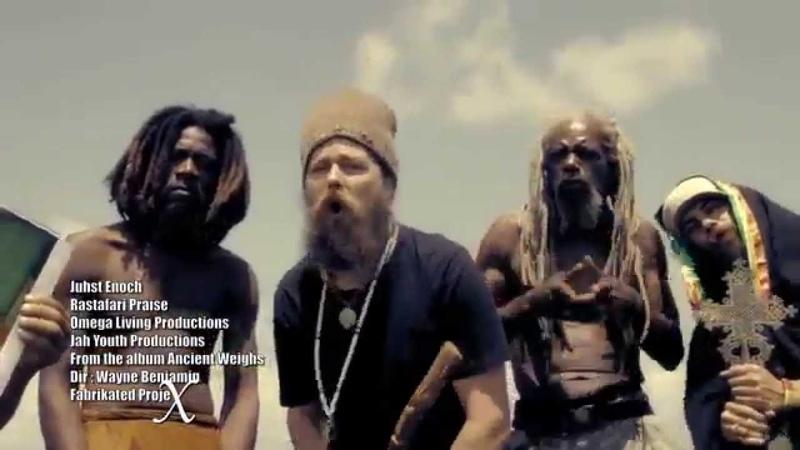 Juhst Enoch- Rastafari Praise (Official Video 2014)