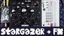 Moffenzeef Modular Stargazer with FX More drones, more distortion, more dead dreams