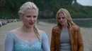 Once upon a time Elsa and anna