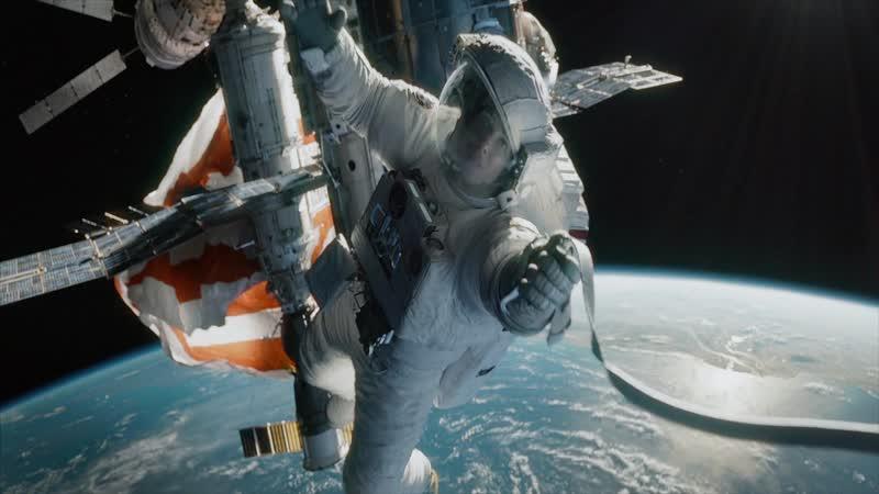 Эпизод из фильма Гравитация часть 4 (гибель Кавальского) FUUL HD 1080p