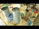 ГЕНЕРАТОР ВОДОРОДА своими руками. Производит водород отдельно от кислорода.