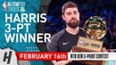 Joe Harris Wins 2019 NBA All-Star 3 Point Contest - February 16, 2019 | Full Highlights