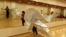 Liepājas BJC deju studijas ARABESKA pavisam jauniās dejotājas 2019