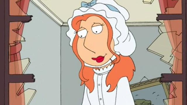 Family Guy | Гриффины (4 Сезон, 27 Серия) - Безымянная история о предках Гриффинов (Filiza Studio)