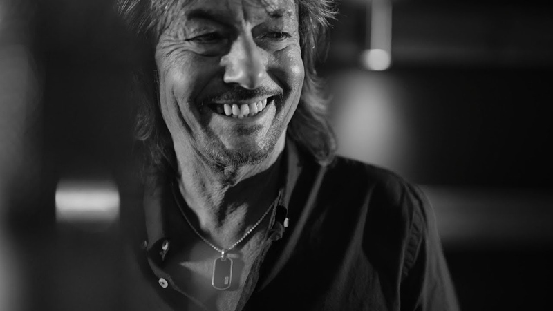 Chris Norman - Crawling Up The Wall (Official Music Video)