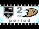 NHL 2018-2019 / PS / 26.09.2018 / Los Angeles Kings @ Anaheim Ducks PRIME 720pier 2-ОЙ ПЕРИОД
