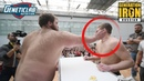 🔥 ВСЕ НОКАУТЫ чемпионата по ПОЩЕЧИНАМ Russian Slap Championship на Siberian Power Show 2019
