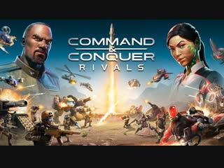 Command & conquer™: rivals — трейлер выхода
