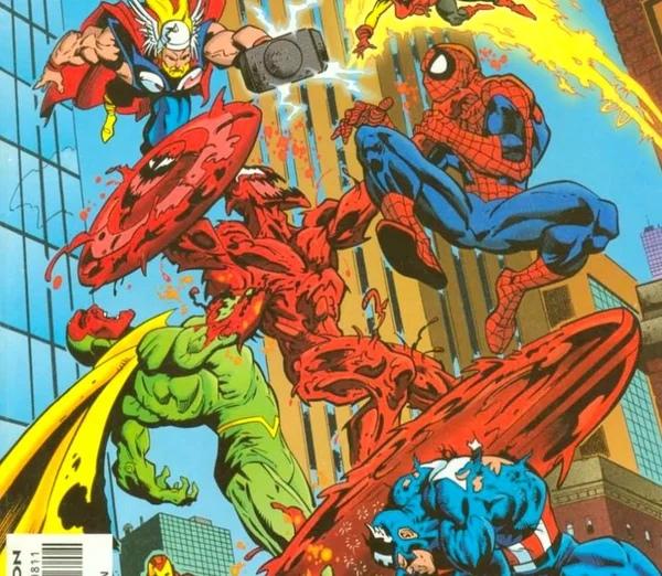 Карнаж против Мстителей