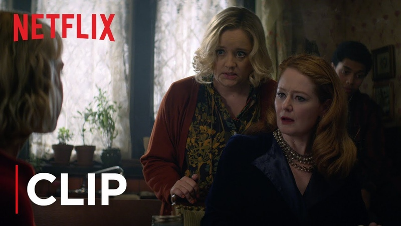 Chilling Adventures of Sabrina | Clip Postpone the Baptism [HD] | Netflix