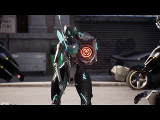 Unreal engine 4 - chaos physics and destruction real-time tech demo