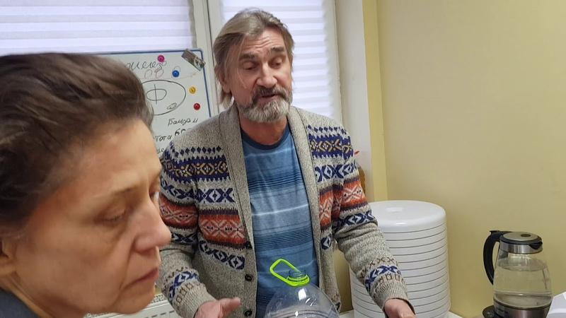 Алфей клуб.Кедровое молочко 17.11.2018 г .