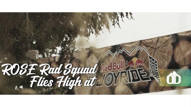 ROSE Rad Squad Flies High at Red Bull Joyride 2018
