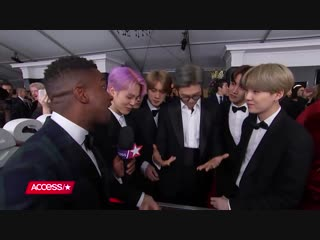BTS Share Their Dream Collaboration Stars… You Wont Believe Who! - Access