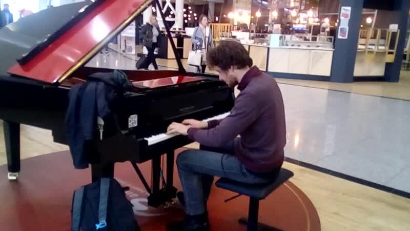Аэропорт Брюсселя Музыкант