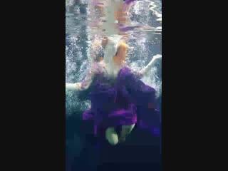 воркшоп под водой