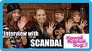 Interview with SCANDAL (House of Blues LA 05.22.2015) ENG SUB