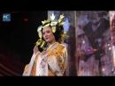Модный показ в традиционном китайском стиле