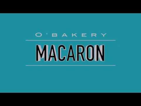 Macarons O'BAKERY