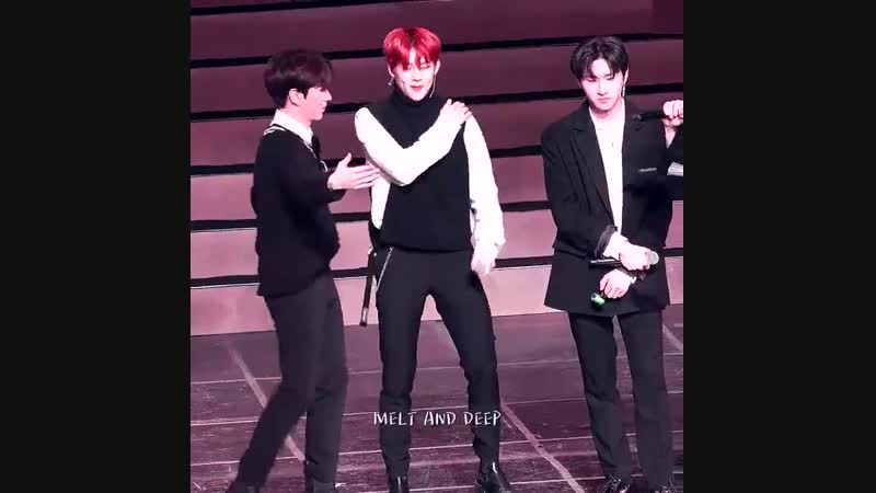 [VK][190105] MONSTA X fancam Game @ Fan-Con MX KINGDOM with Monbebe