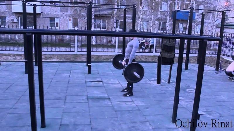 Workout street training russia crossfit Промо ролик