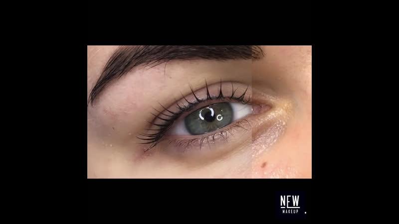 Ламинирование Ресниц- Асмик Оганнисян • New Makeup Studio