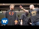 David Guetta &amp Sia - Flames (Behind The Scenes)