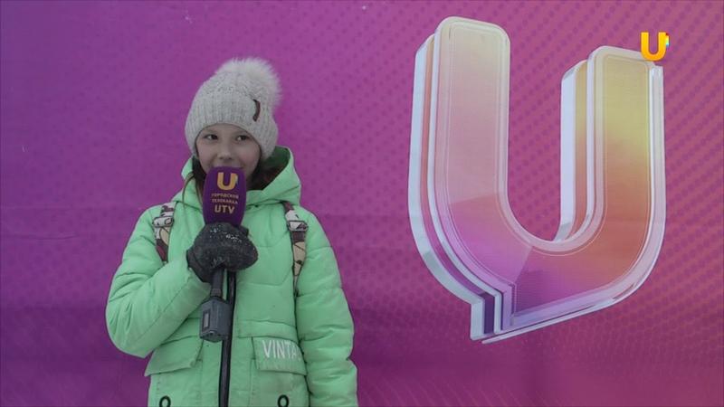 Новости UTV. Площадка Городского телеканала UTV на празднике от компании Уфанет