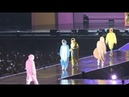 BTS doing Fashion Show Moments FANCAM @ 4TH MUSTER [Happy Ever After]