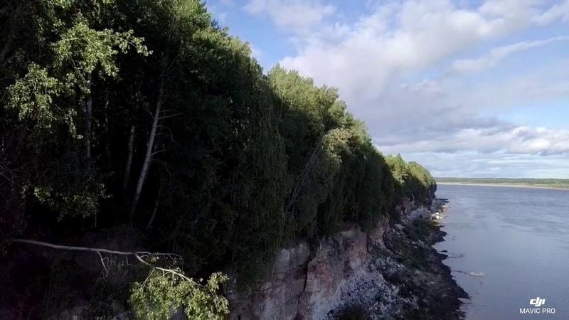 Побережье Северной Двины