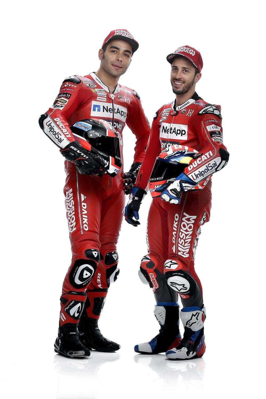 Джиджи Даллинья изменил роли гонщиков в команде Ducati