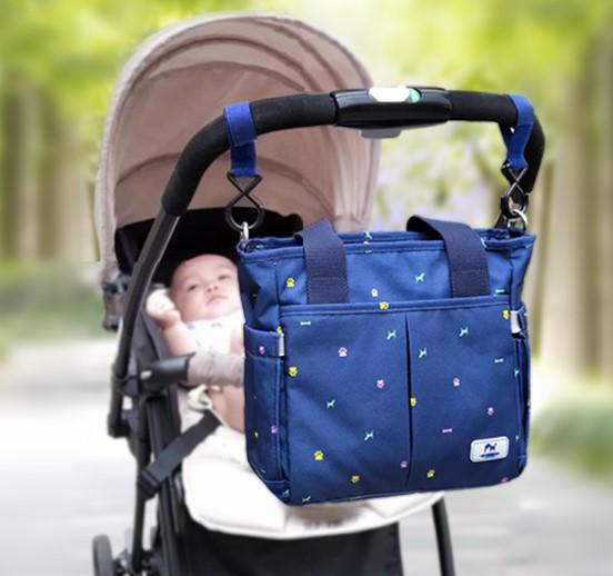 Сумка для прогулочной детской коляски