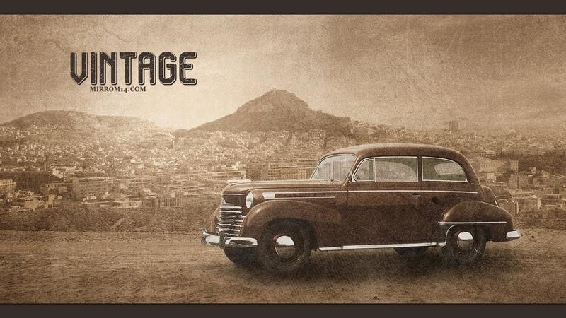 Create a Vintage Photo Manipulation in Photoshop CC
