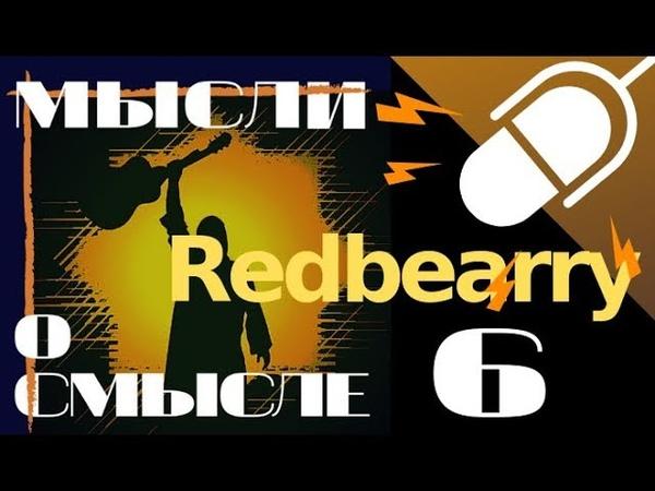 Мысли о Смысле (6) группа Redbearry. Авторская программа Сергея Cтаврограда на Неформатном Радио