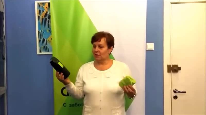 GREENWAY 21. Стильная помощница - ВАРЕЖКА АКВАМЕДЖИК ТВИСТ. Уборка без моющих и
