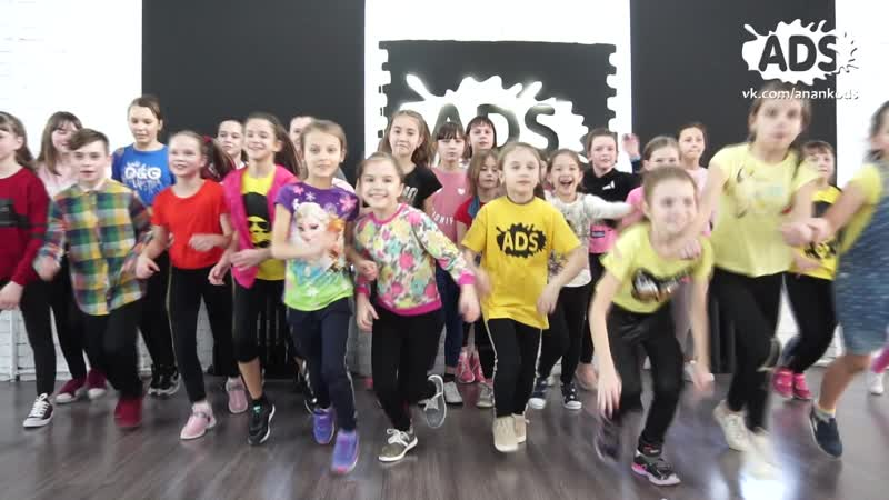 ANANKO DANCE SCHOOL_Choreo by Natallia ANANKO_Tim Omaji - Go to Work