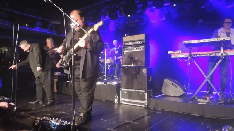 Steve Rothery - 2018-03-10 Aschaffenburg, Colos-Saal
