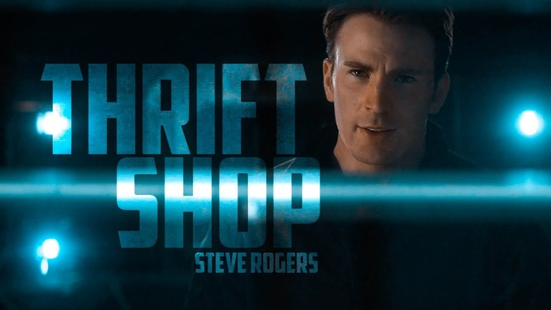 ★ Steve Rogers ★ ~ Thrift Shop