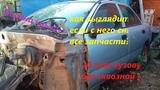 Mitsubishi Carisma осмотр кузова . авто разборка. #кузов