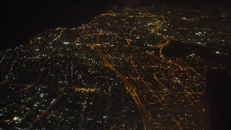 Тель Авив с высоты птичьего полета