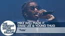 """Mike WiLL Made It & Swae Lee, Young Thug - Fate (Live Perfomance In """"The Tonight Show Starring Jimmy Fallon"""" 28.11.2018)"""