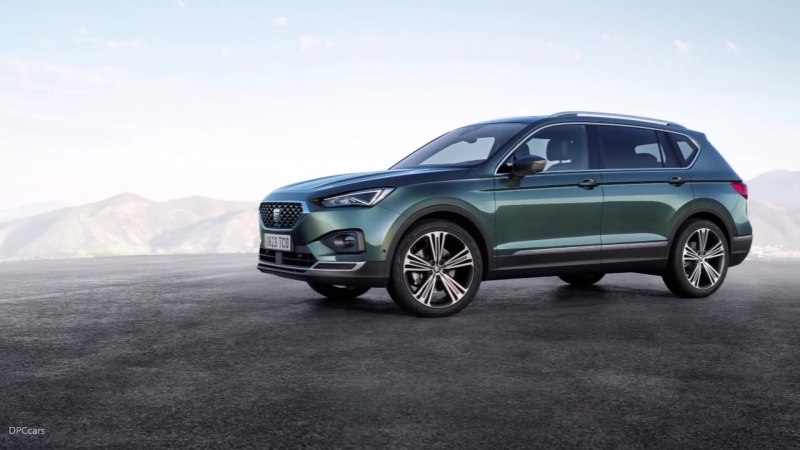 2019 Seat Tarraco SUV