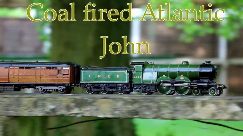 O Gauge Live Steam: David Meyrick