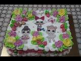Тортик для девочки(Cake for the girl)